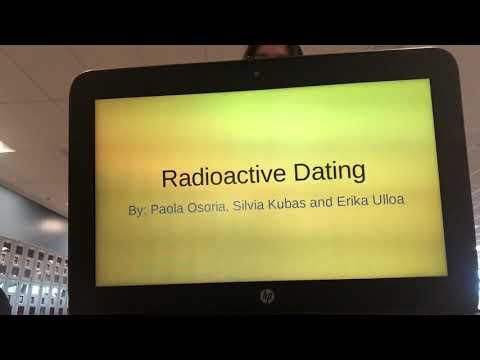 Radioactive Dating Presentation