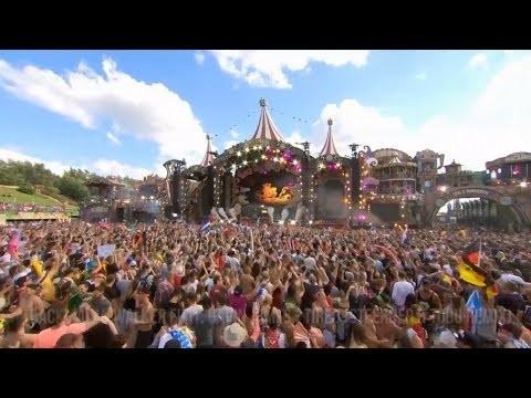 Alan Walker - Tired (Steerner & Tobu Remix) @ TOMORROWLAND Mainstage
