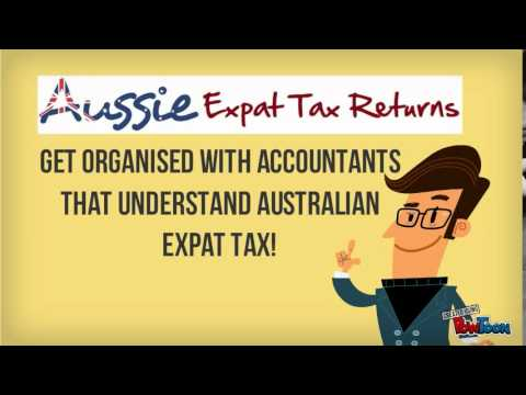 Aussie Expat Tax Returns Made Easy