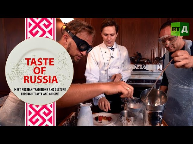 A gastronomic odyssey through St. Pete's literary haunts – Taste of Russia Ep. 17