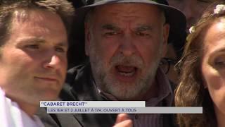 """Plaisir : le conservatoire présente son """"cabaret Brecht"""""""