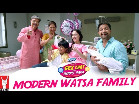 Sex Chat with Pappu & Papa | Modern Watsa Family | Like Share Subscribe 05 | Sex Education