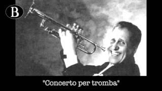 """Pippo Barzizza dirige """"Concerto per tromba"""" di Gaetano Gimelli. Orchestra Cetra, 1940."""