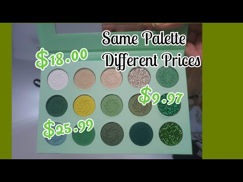 Private Label Makeup - Don't Pay Too Much & Ulta New New