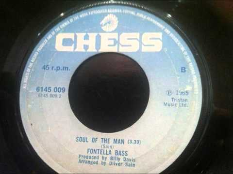 Fontella Bass  Soul of a man