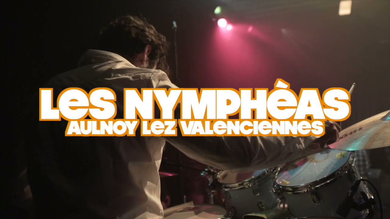 Le Campus des Musiques Actuelle - Groove aux Nympheas