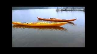 Necky Chatham 17 vs. Wilderness Systems 170 Sea Kayak Test and Review