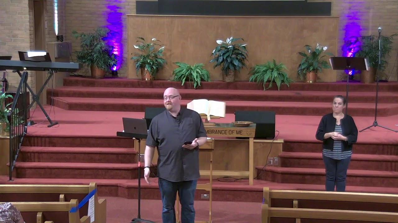 Mid-week Prayer & Praise Service at OGBC (Oct. 21, 2020)