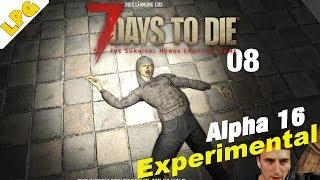7 Days to Die Alpha 16 deutsch [08] Mein erster Random Feral Zombie [Random Gen|7dtd|german]