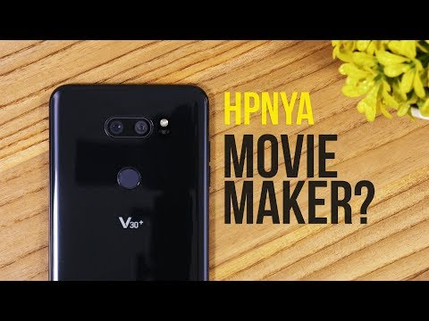 HANDS ON LG V30 Plus Indonesia!