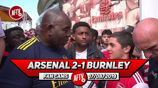 Arsenal 2-1 Burnley  | Ceballos Is The Perfect Replacement For Ramsey!