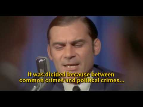 "Investigation Of a Citizen Above Suspicion - 1970 - ""REPRESSION IS CIVILIZATION!"""