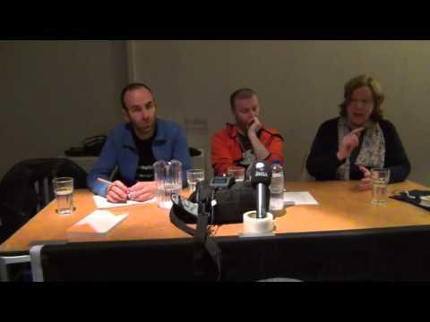 Environmental crisis, environmental struggles with Janet Biehl