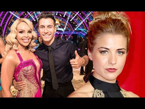 who is gorka dating on strictly