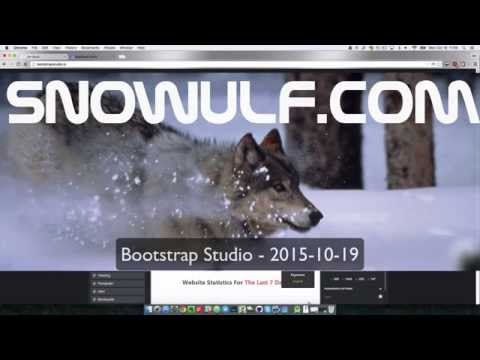 Initial Review: Bootstrap Studio