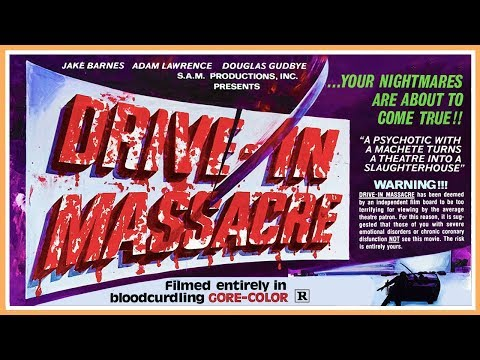 Drive In Massacre (1977) Trailer - 2:53 mins