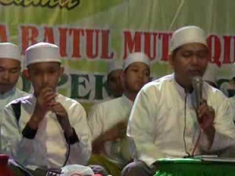 Hadzal Qur'an ALMUNSYIDIN Voc. Tio Dan Ust. Nizam