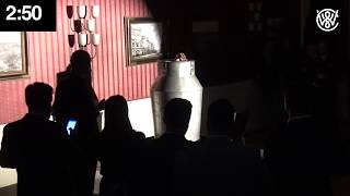 Holding my breath for 4 minutes is my job - Houdini Milk Can Escape with commentary and explanation