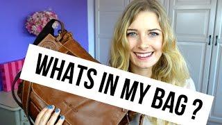 What's in my Bag deutsch | Uni/Schule