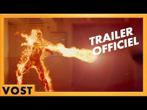 Les 4 Fantastiques - Ultime bande annonce [Officielle] VOST HD streaming vf