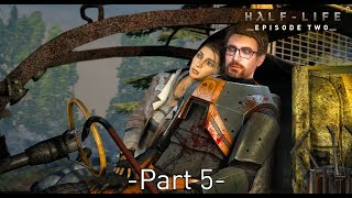 Half Life 2: Episode TWO- بالعربي - PART 5