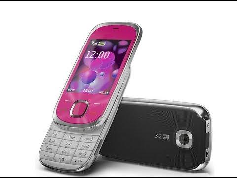 Телефон Nokia 7230 для мамы с ALIEXPRESS