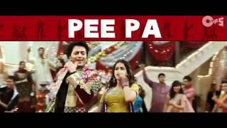 Pee Pa Pee Pa   Full Song   Tere Naal Love Ho Gaya   Ritesh & Genelia   YouTube