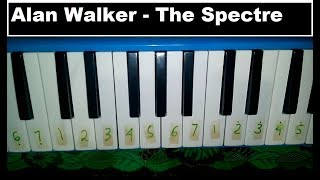 pianika alan walker the spectre cover