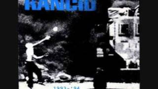 Watch Rancid End Of The World Tonight video