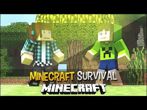 Minecraft Survival Ep.143 - Árvore da Vida !!