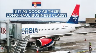 TRIPREPORT | Air Serbia (BUSINESS CLASS) | Zurich - Belgrade | Airbus A320