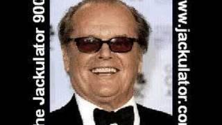 Jack Nicholson calls Arby