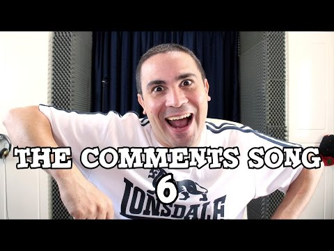 2J - The Comments Song 6 ✔