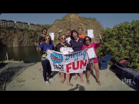 The Life of a PADI Pro | The Journey to Becoming a PADI Instructor, Part 3