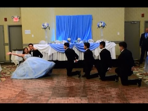 So This Is Love Cinderella Quinceanera ValsWaltz  Fairytale Dances
