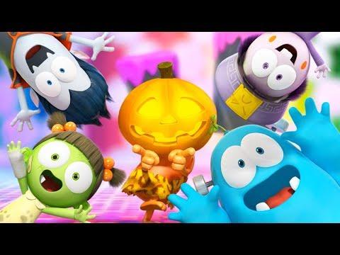 Funny Cartoon | Spookiz Happy Halloween Songs Official Music Video 스푸키즈 Cartoon For Children