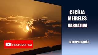 "#Poesia ""Narrativa"" - Cecília Meireles"
