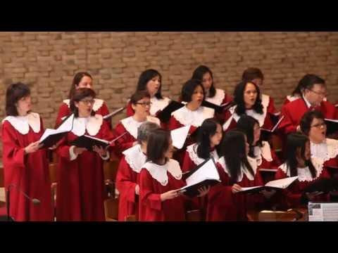 GKIN Amstelveen koor - 'Because He Lives'
