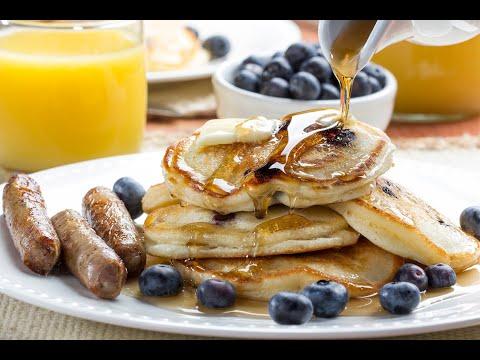 blueberry-cream-cheese-pancakes