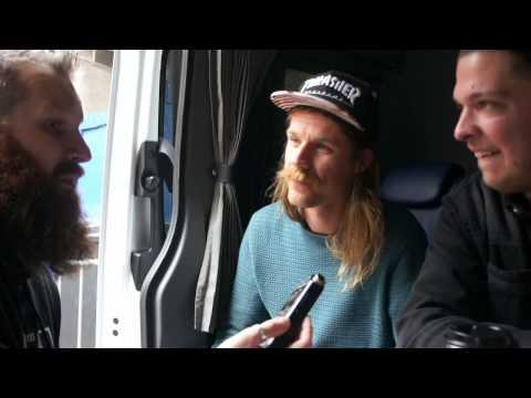 John Coffey Interview Hit The Deck 2015