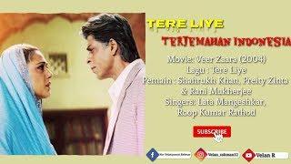 Tere Liye - Lirik Dan Terjemahan Indonesia