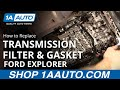 Auto Repair: Fix Transmission Shift Problem Ford 5R55E Explorer BUY QUALITY AUTO PARTS AT 1AAUTO.COM