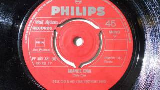 Dele Ojo & His Star Brothers Band - Abanije Enia (Highlife Juju) (Philips 383321.Pf)