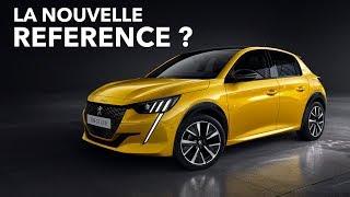Nouvelle Peugeot 208  2019  : 5 Choses à Savoir Sur La Nouvelle Citadine Star De