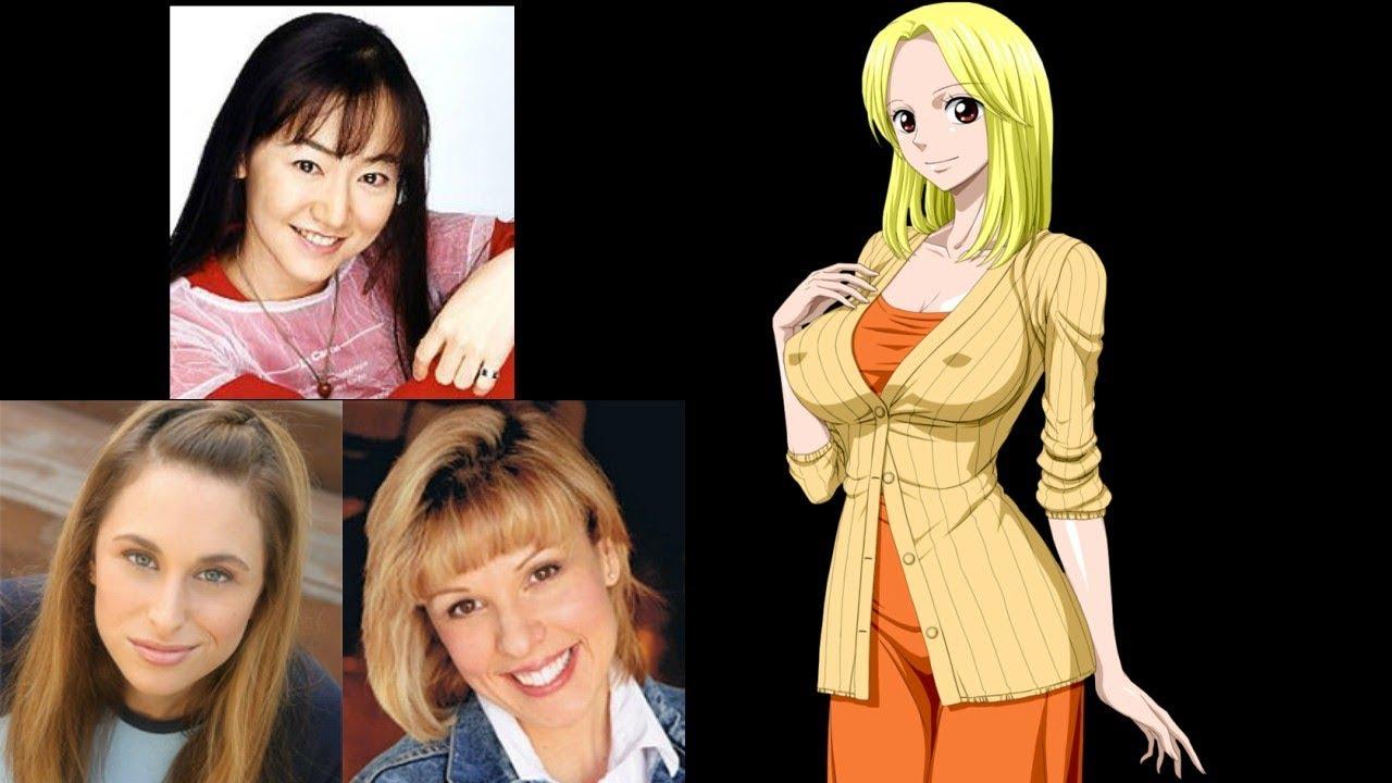 Anime Voice Comparison- Kaya (One Piece) - YouTube