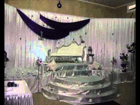 Dream deco by youtube - Decoration salle des fetes alger ...