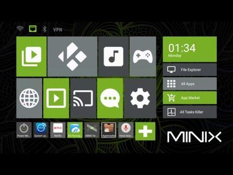 How To Update MINIX Neo U1 Firmware