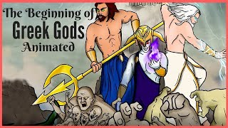 Greek Mythology Creation Story Explained in Animation thumbnail