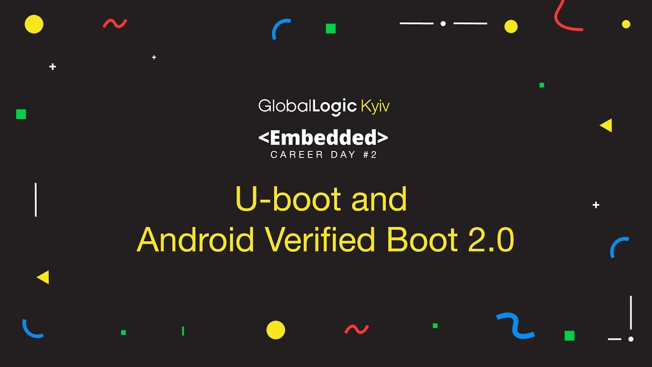 U-boot and Android Verified Boot 2 0 — Igor Opaniuk