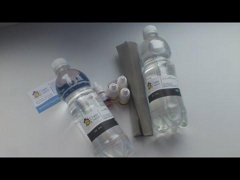 посылка с пропиленгликолем и глицерином